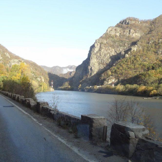 Restricții de trafic pe Valea Oltului