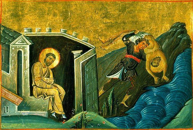 Sfântul Luchian sărbătorit pe 15 octombrie