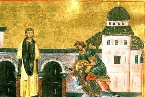 Cine au fost Sfinții Mucenici Marcian și Martiri
