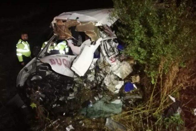 Care este starea de sănătate a persoanelor rănite în accidentul din Ialomița