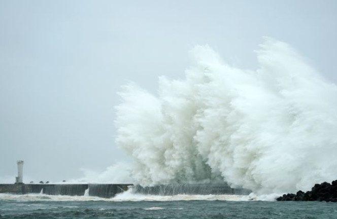Taifunul Hagibis, prăpăd în Japonia! Taifun