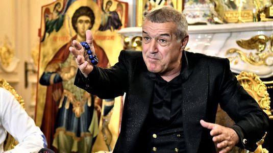 Gigi Becali le-a focut proaspeților însurăței un cadou generos. Sursa foto: newsweek.ro