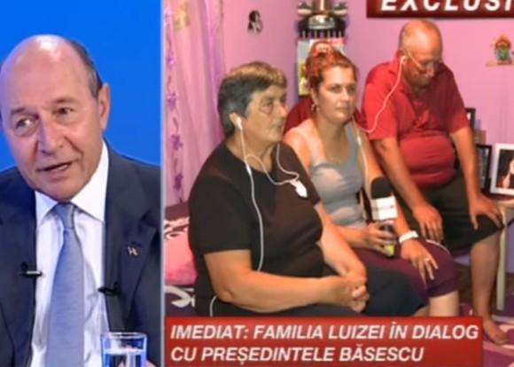 Traian Basescu, dezvaluire SOC despre mama Luizei Melencu! Fostul presedinte a RUPT tacerea si a pus tara pe JAR