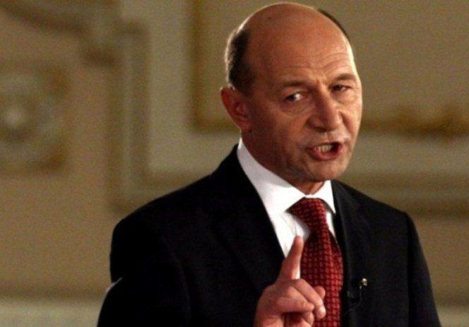 Traian Băsescu, ieșire nervoasă după publicarea raportului MCV