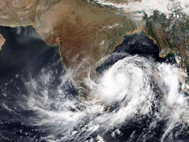 Un ciclon se apropie de România