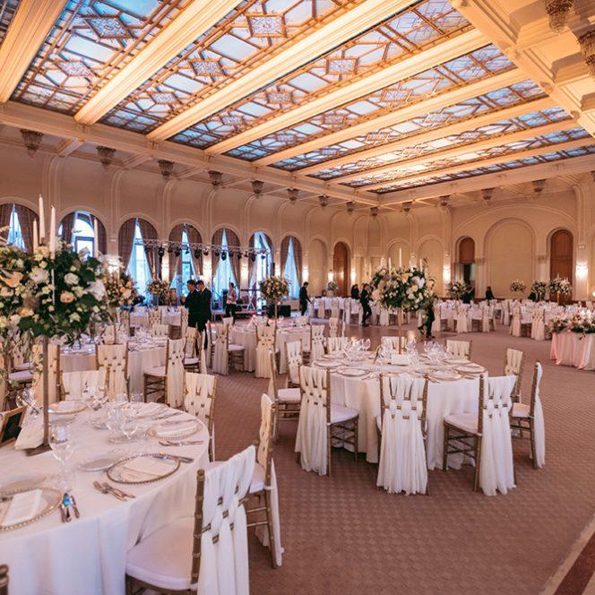 Unde va avea loc nunta Teodorei Becali cu Mihai Mincu. Palatul Snagov