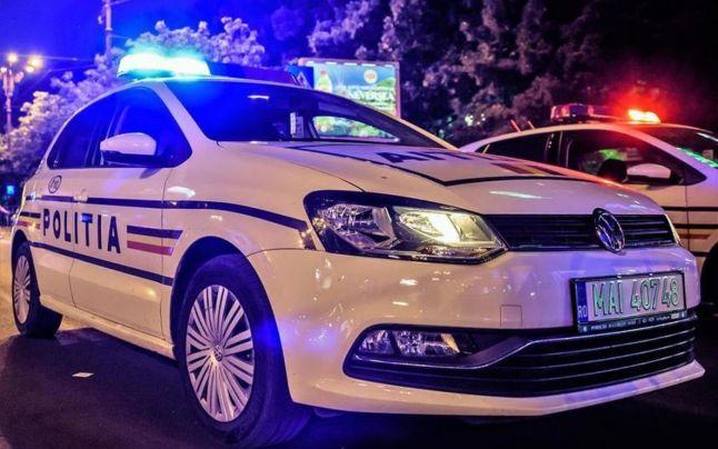 Urmărire cu focuri de armă în București