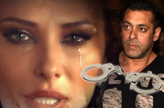Salman Khan, la INCHISOARE! Iulia Vantur este DISTRUSA! Au intrat mascatii peste ei!
