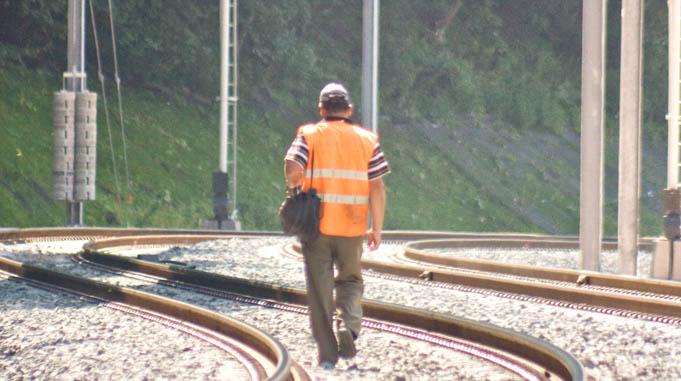 Salariații din sectorul feroviar vor fi liberi pe 16 februarie. Sursa foto: clubferoviar.ro