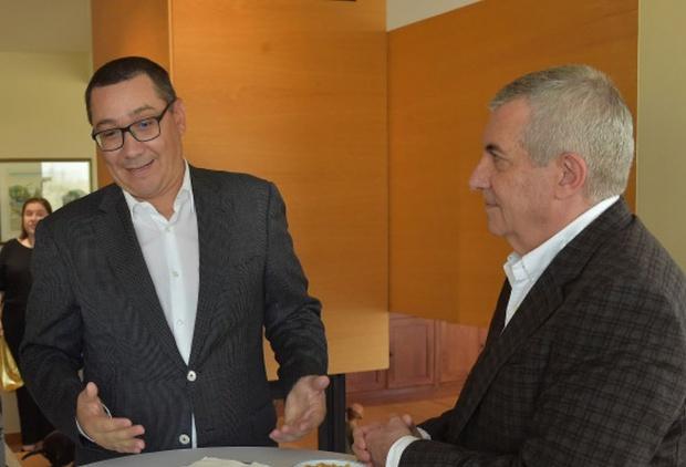 Victor Ponta, anunțul care dă peste cap alegerile prezidențiale! Ponta și Tăriceanu