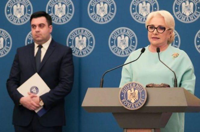 Viorica Dăncilă îl apără pe Răzvan Cuc în scandalul TAROM