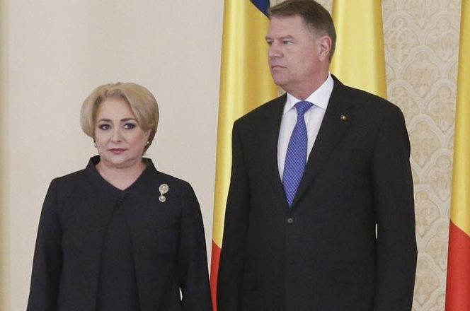 Viorica Dăncilă îl provoacă pe Klaus Iohannis! Dăncilă și Iohannis