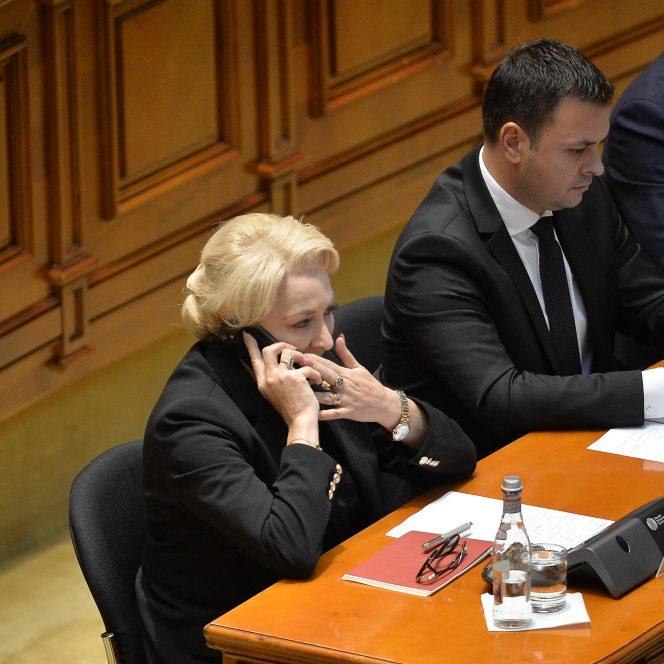 Premierul Viorica Dăncilă, prima reacție după votul la moțiunea de cenzură
