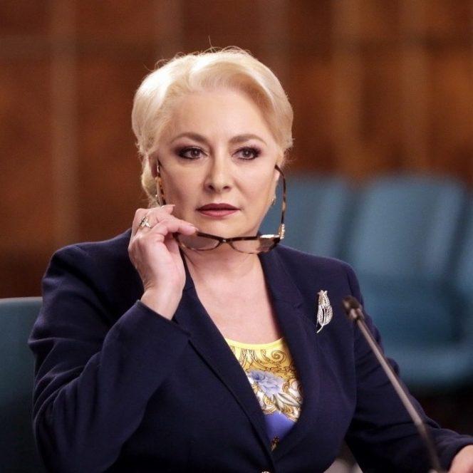 Viorica Dăncilă, ultimul discurs ca premier, prima solicitare ca opozant! Viorica Dăncilă