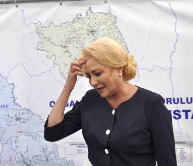 Viorica Dăncilă a rămas fără Guvern, dar promite o Opoziție puternică din partea PSD. Sursa foto: capital.ro