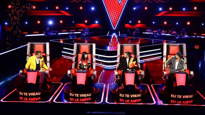 Vocea României Live Stream Video pe Pro TV - Ediția de vineri 11 octombrie