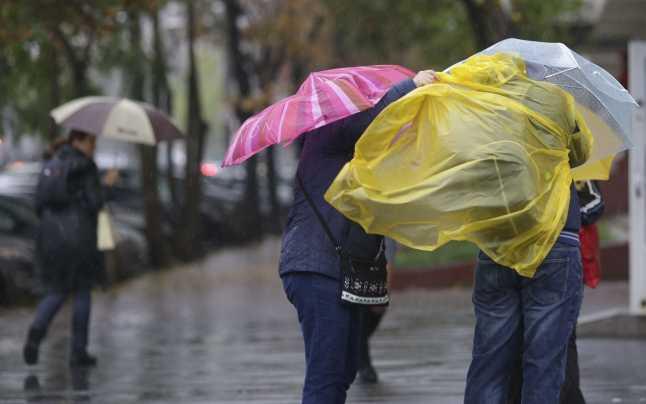 Vremea se îndreaptă începând de marți, 8 octombrie