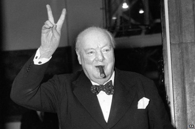 Citatul zilei vine din partea lui Winston Churchill