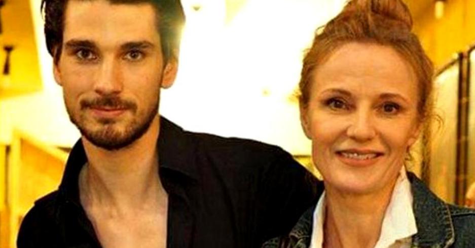 Anghel Damian, actorul din serialul Vlad, se iubește cu Lia Bugnar