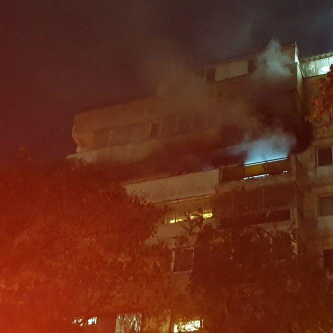 Incendiu la un apartament din Drumul Taberei