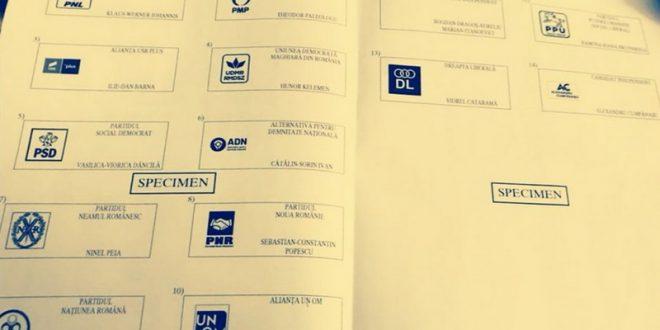 Unde trebuie să pui, de fapt, ștampila de vot la Alegerile Prezidențiale pentru ca votul să fie valid. Vot