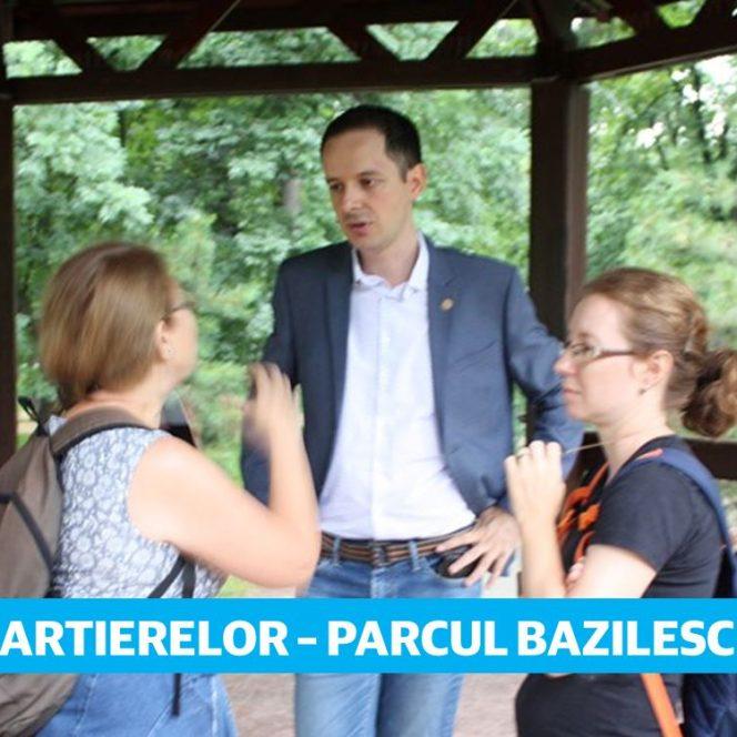 Deputatul USR Cristian Seidler candidează pentru conducerea USR București