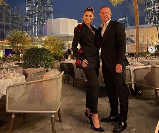 Anamaria Prodan a făcut Revelionul în Dubai
