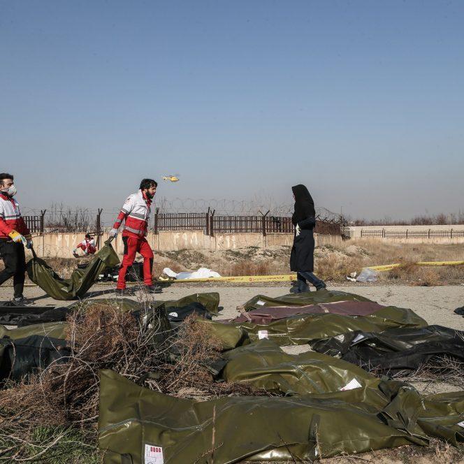 Care sunt teoriile pasionaților de aeronautică după prăbușirea avionului Ukraine Air în Iran
