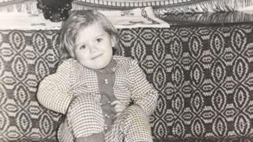 Cum arăta Gina Pistol în copilărie