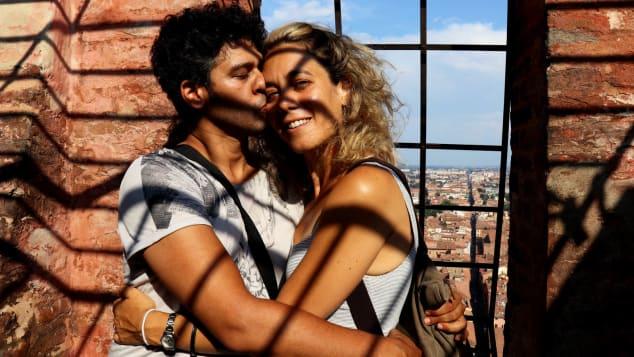 Eihab Boraie şi Francesca Brundisini vor face nunta în Italia, după criza cauzată de coronavirus