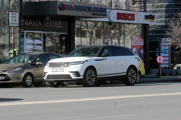 Geanina Ilieş şi-a cumpărat maşină de 100.000 de euro