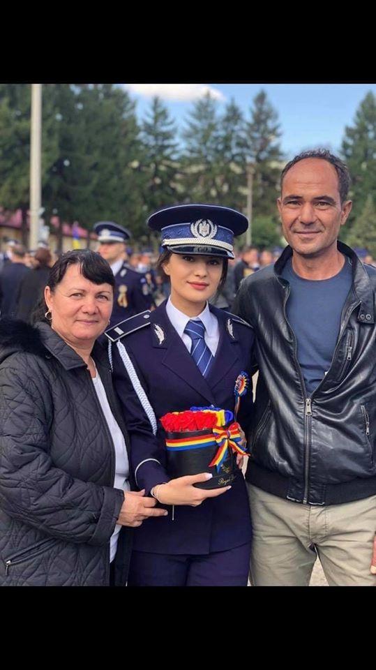 Elena Ramona Țoapă, bolnavă de leucemie