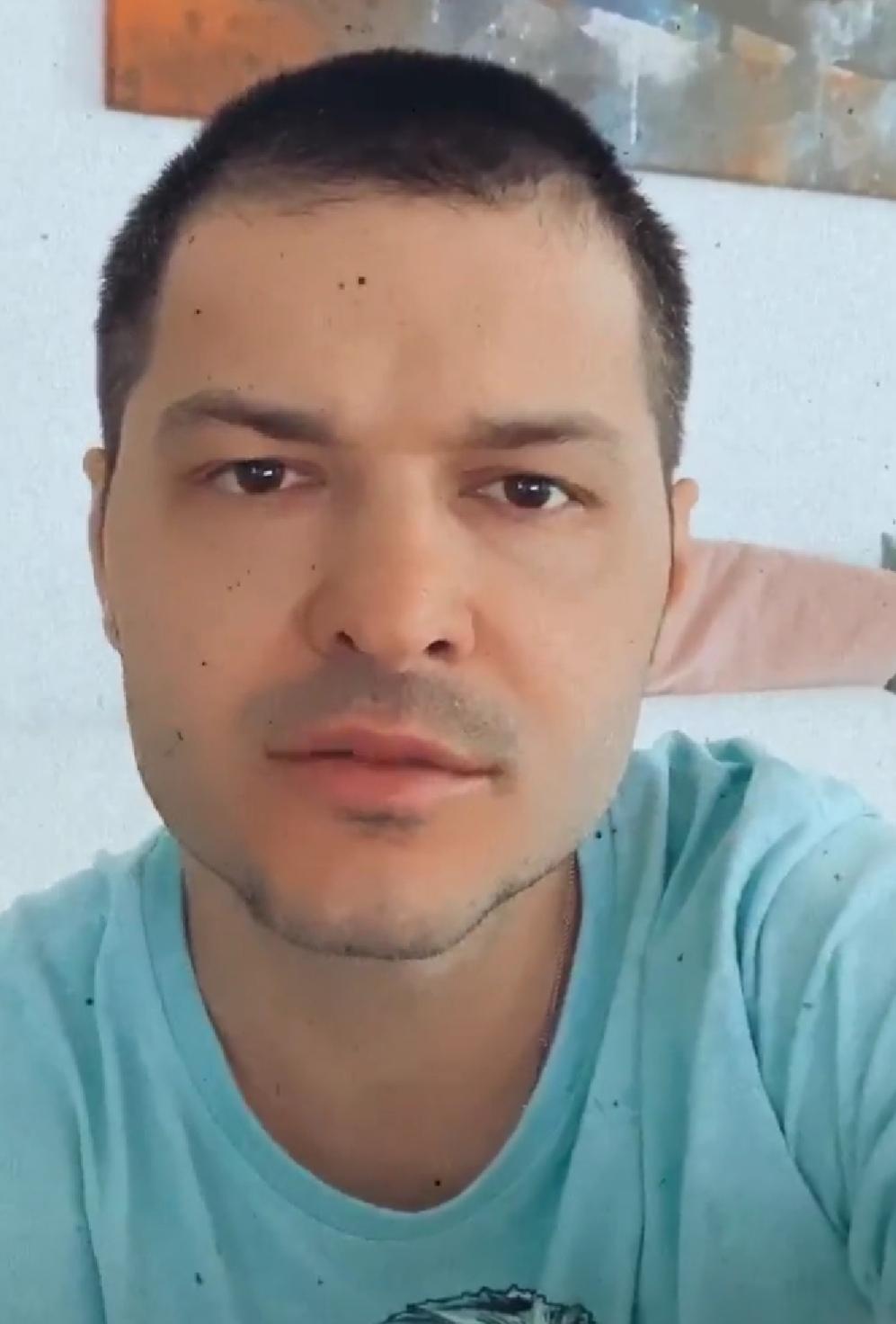 Liviu Vârciu, schimbare de look