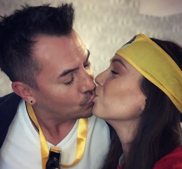 Răzvan Fodor și Irina