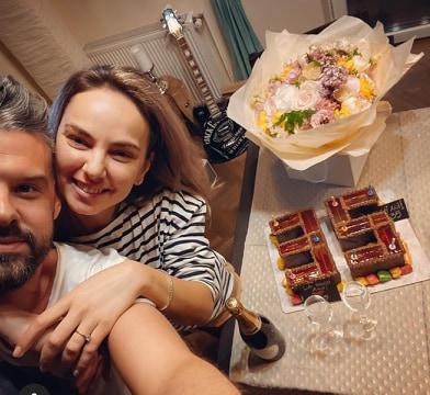 Roxana Ionescu, Tinu Vidaicu, aniversare