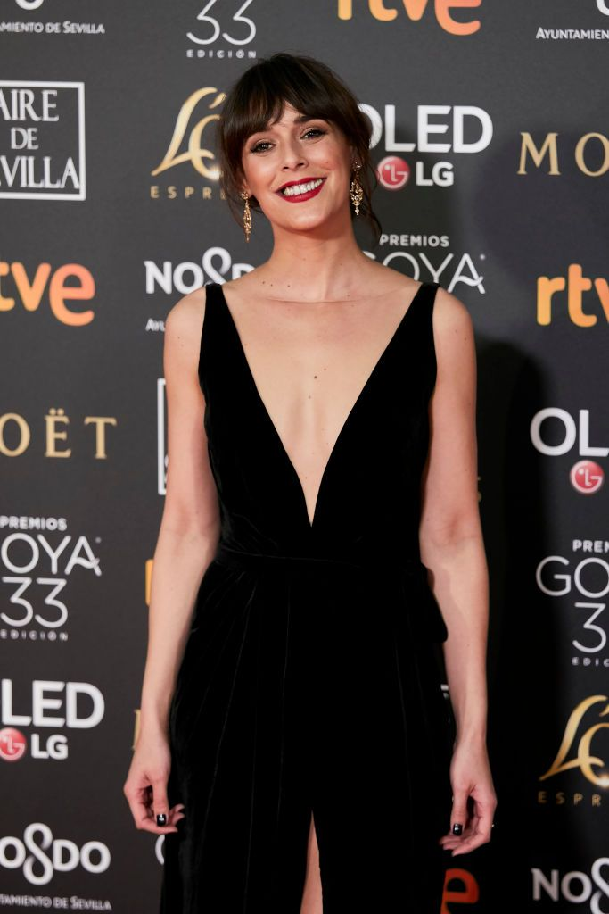 Belen Cuesta este una dintre cele mai frumoase actrițe spaniole. Sursa foto: Facebook