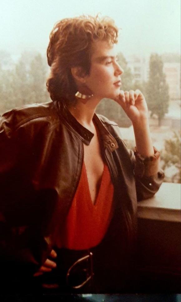 Mariana Moculescu, tinerețe