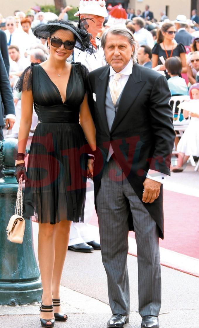 Ilie Nastaste si Brigitte Spy